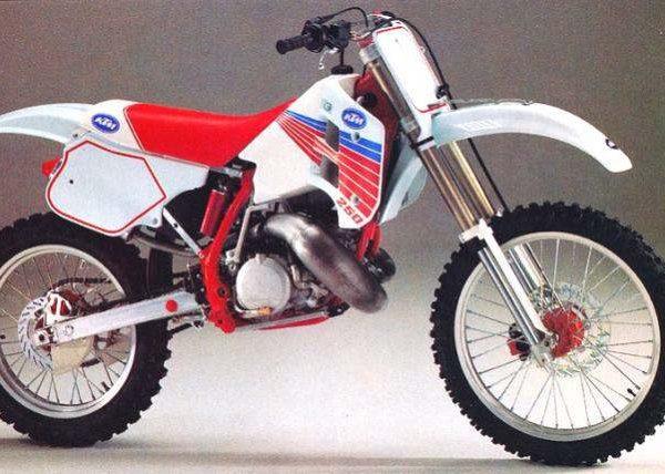 KTM '90-'92