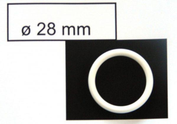 Gold Fren szilikon tömítőgyűrű fékmunkahengerhez 28mm 1