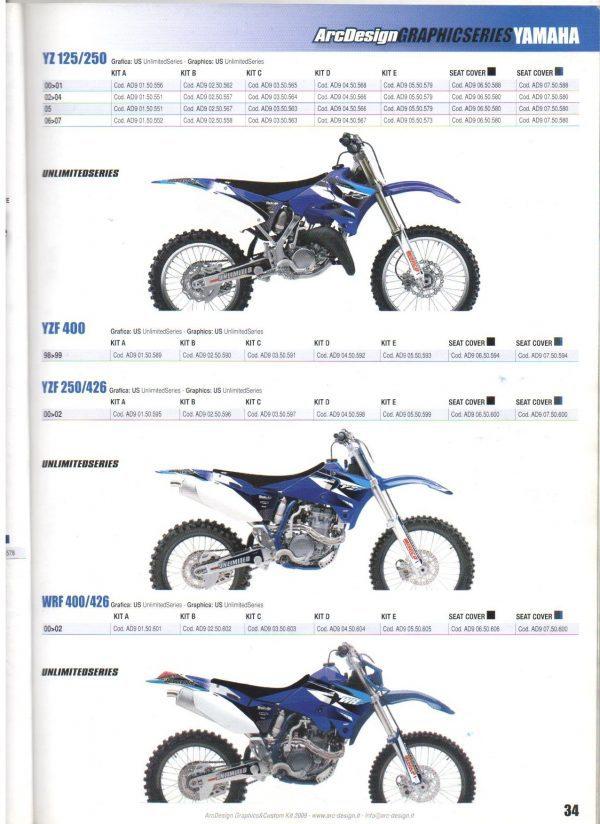 Akciós ARC-Design Yamaha A-kit 1